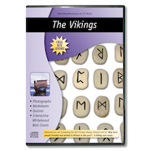 Viking Teaching Resources CD Rom  medium