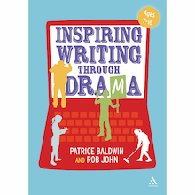 KS3 Inspiring Writing Through Drama Activity Book  medium