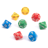 Thousands, Hundreds, Tens and Unit Dice 8pk  small