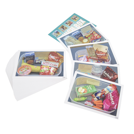 Lunchbox Nutrition A5 Photocards 38pk  large