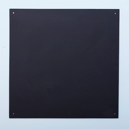 Square Chalkboard 80 x 80cm  large