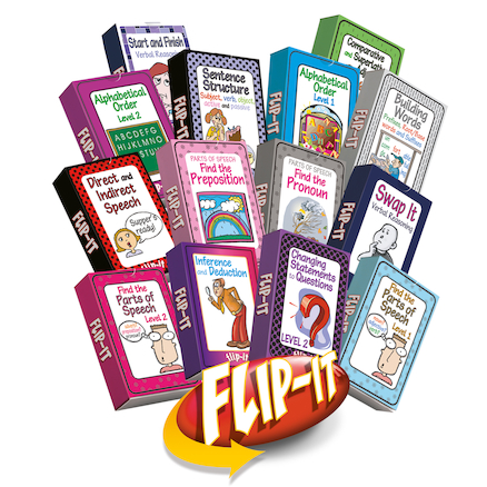 Flip-It Language Development Set  large