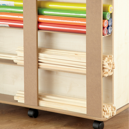 Design and Technology Storage Trolleys  large