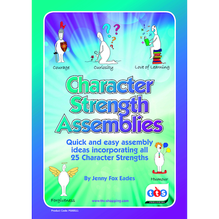 Assemblies for Character Strengths Book  large