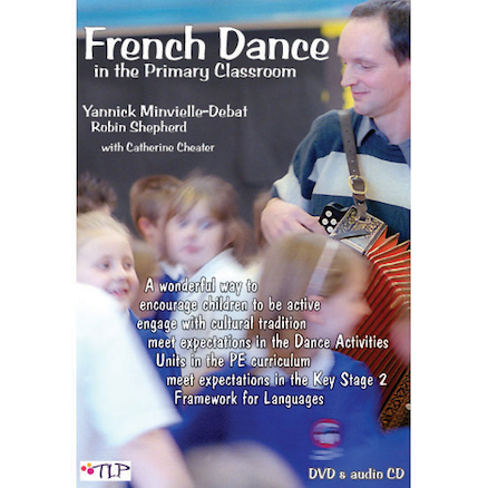 French Dance in the Primary Classroom DVD  large