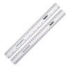 White Rulers 30cm\/12\'\' 100pk  small