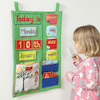Recordable Interactive Talking Wall Calendar  small