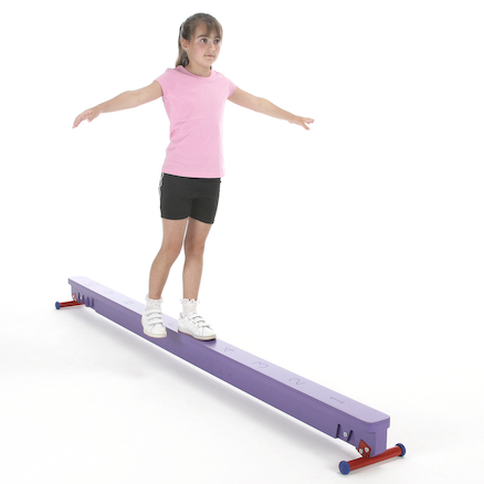 ActivNumber Adjustable Balance Beam  large
