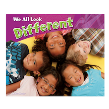 Celebrating Differences Book Pack  medium