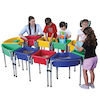 Play Tubs and Lids 10pk  small