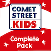 Reading Planet Comet Street Kids Complete Pack  small