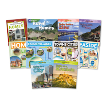 Where We Live Books 10pk  medium