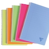 Assorted Linicolor Wire Bound Notebook 5pk  small