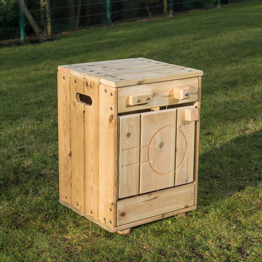 buy the outdoor wooden role play kitchen tts. Black Bedroom Furniture Sets. Home Design Ideas