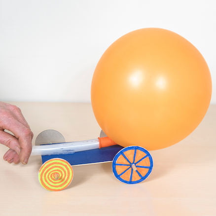Balloon Buggy Class Kit  large
