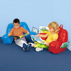 Inflatable Reading Pillow  small