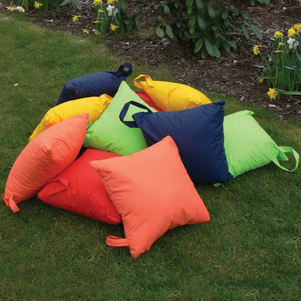 Outdoor waterproof cushions pk10  large