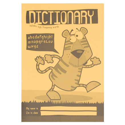 A5 Primary Dictionary Books 30pk  large