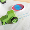 Mark Making Messy Painting Trucks 4pk  small