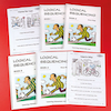 Logical Comprehension Sequencing Activity Book 4pk  small