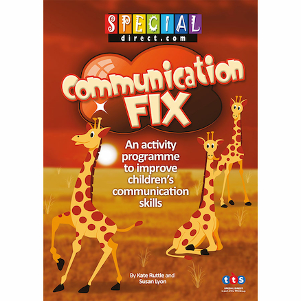 Communication Fix Speech Intervention Programme  large