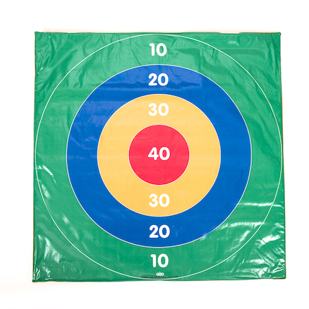 Double Sided Target Mat  large