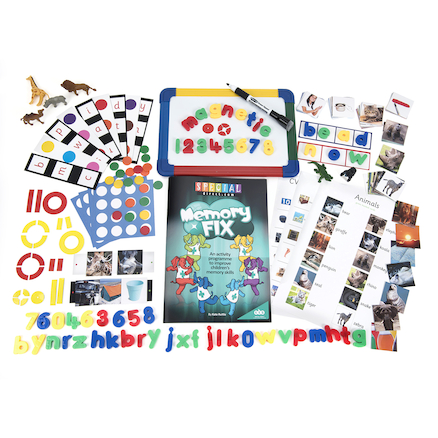 Memory Fix Games And Activity Kit  large