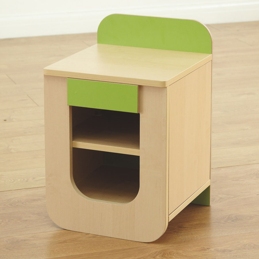 Small Wooden Play Kitchen By Heartwood By Heartwoodnaturaltoys: Buy Modern Wooden Role Play Kitchen