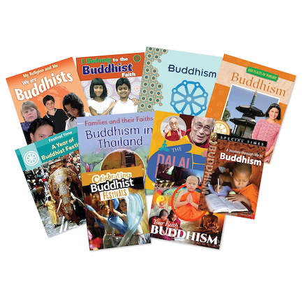 Buddhism Book Pack  large