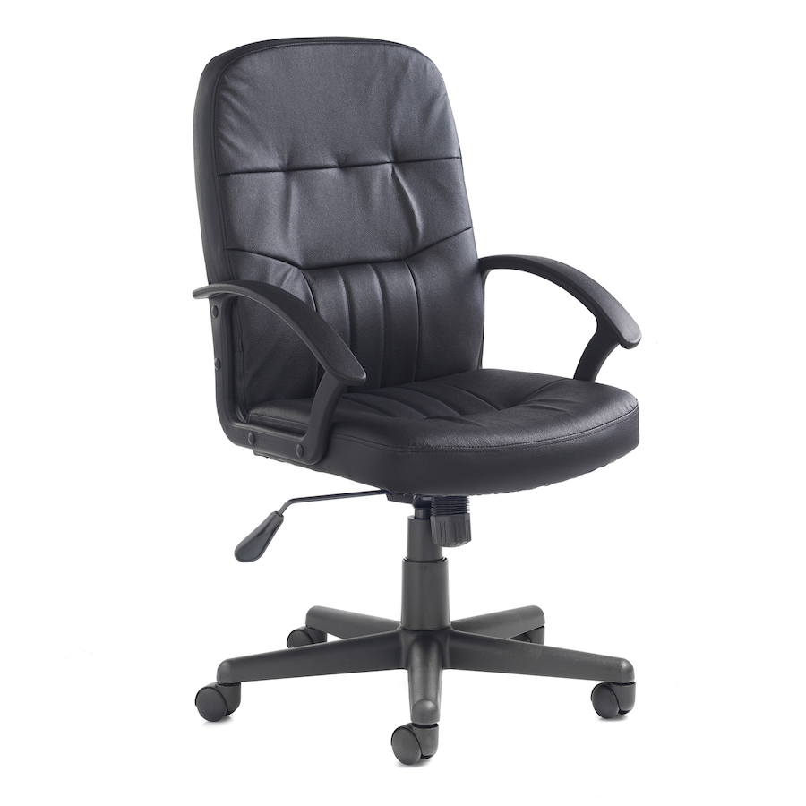 Buy executive swivel desk chairs tts for Chair with swivel desk