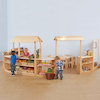 Renworth Early Years Natural Wooden Furniture Set  small