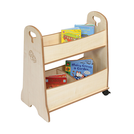 Toddler Storage Trolley  large