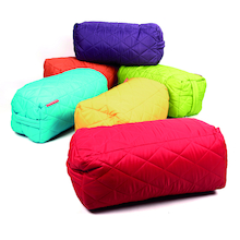 Quilted Bolster Cushions  medium