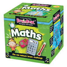 Brainbox Maths Memory Card Game  medium