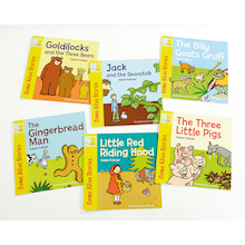 Traditional Tales Story Book Set  medium