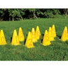 Plastic Number Cones 0-9  small