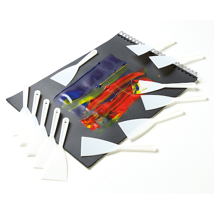 Plastic Painting Tools  large