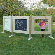 Outdoor Art Easel  medium
