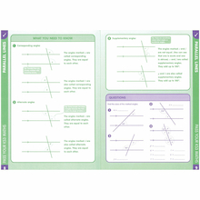 Pass Your KS3 Maths Shape Space And Measures Book  medium