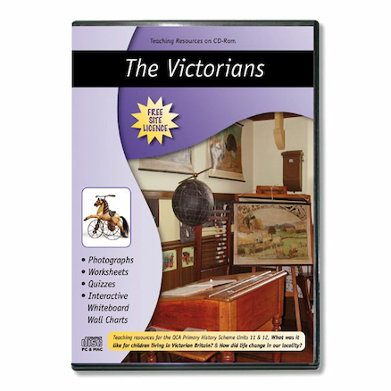 Victorians CD ROM  large