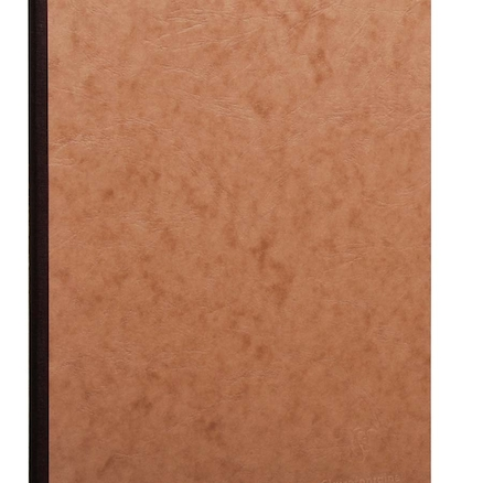Clothbound Lined Notebook 90gsm 5pk  large