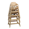 Stacking Wooden High Chair  small
