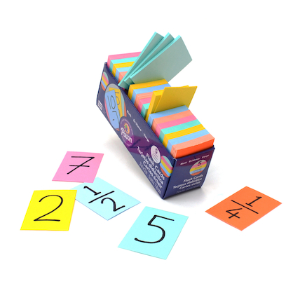 Blank Flash Cards  large