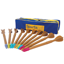 Sportshall Athletics Turbo Javelin Pack  medium
