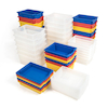 Gratnells Storage Trays 6 Pack  small