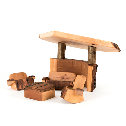 Woodland Wooden Small World Lounge Furniture  large