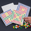 Colourful Peg Boards Pack  small