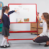 Mobile Tilt Whiteboards  small