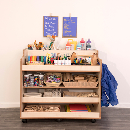 Easy Access Art Station  large