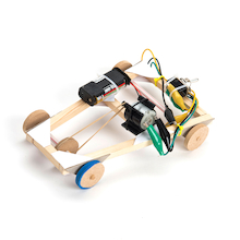 Make Your Own Motorised Vehicles D&T Class Kit  medium